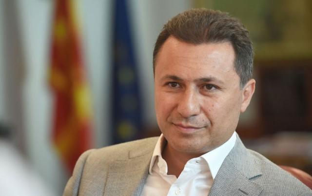 Груевски: Власта води политичка хајка, а судиите работат под притисок- мене не ме суди судот, туку политиката