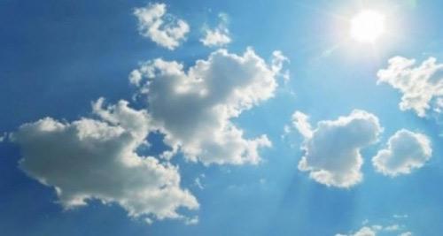 Сончево со слаб ветер и температура до 32 степена