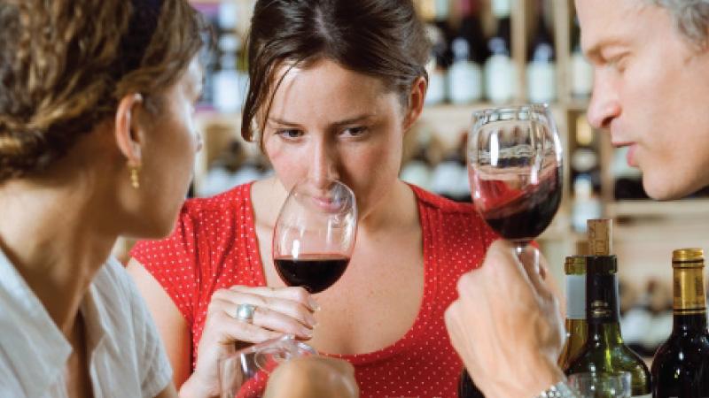 Дегустацијата на вино го активира мозокот повеќе од математиката