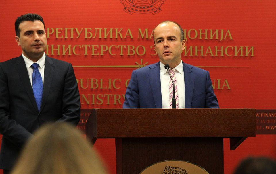 НБМ и Тевдовски со различни бројки