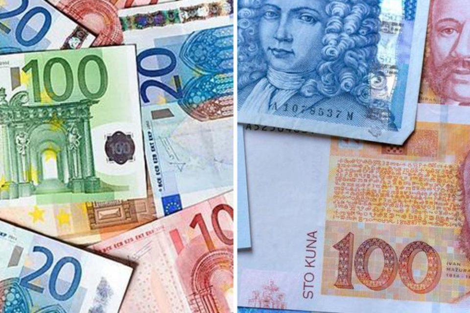 Дали Хрватска ќе го воведе еврото како нивна официјална валута