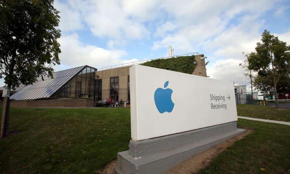 """""""Apple"""" е најчувствителна компанија при конфликтот помеѓу САД и Кина"""
