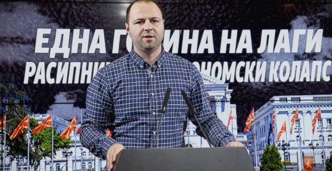 Мисајловски: По скоро цел мандат, власта не може да каже барем еден километар автопат што го ветиле и направиле