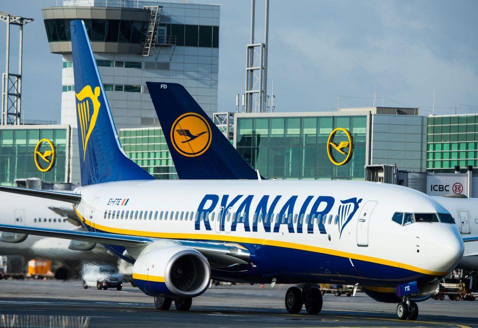 Ryanair објави раст на добивката, но предупреди за зголемени трошоци