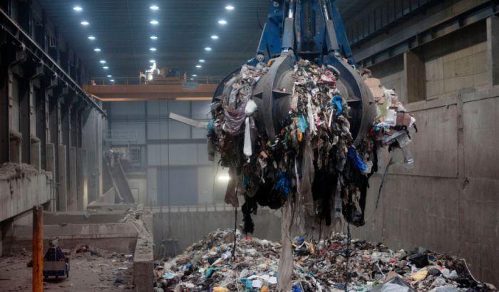 Шведска ѓубрето го претвора во топлина и во пари