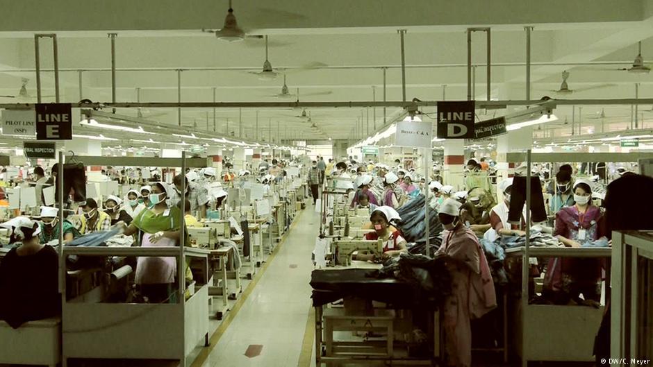 Фабриките во Германија се погодени од растечкиот протекционизам