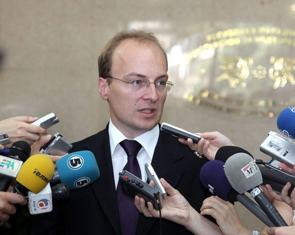 Милошоски до Димитров: Патлиџан дипломатија = пинџур резултати