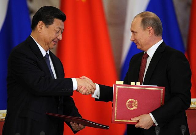 Рускиот претседател е во Кина, ја зголемуваат соработката за заштита на мултиполарниот светски поредок