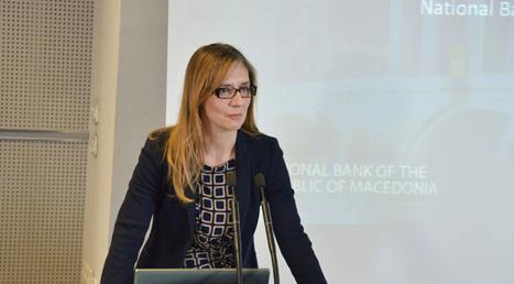 Гувернерката на НБРМ на форум на ЕЦБ во Португалија