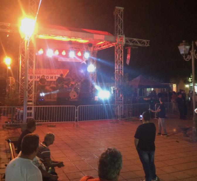 Владата доживува дебакл: Се фрлија милионски суми за прославата, а очајна посетеност- народот не ја проголта лагата (ФОТО)