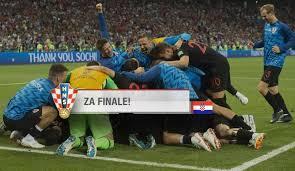 СП 2018: Хрватска преку Англија до финалето