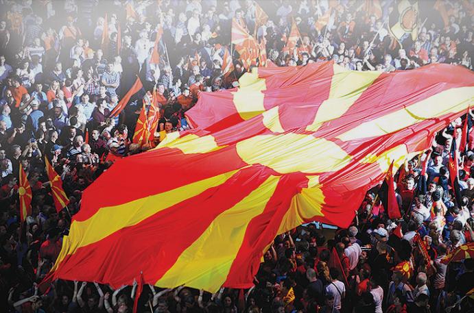 Анкета на МЦМС: ВМРО-ДПМНЕ со поголема поддршка од СДСМ кај Македонците