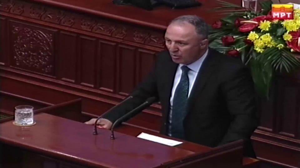 Димков: СДСМ го партизира одборот за доделување на Државната награда 8 Септември