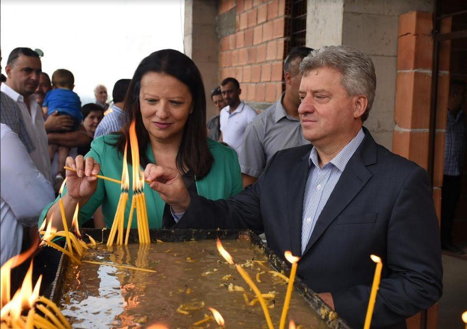 Претседателот Иванов во посета на Гостивар по повод празникот Преображение Христово