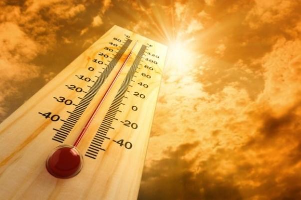 Жолта алертна фаза во целата земја, температурата до 38 степени