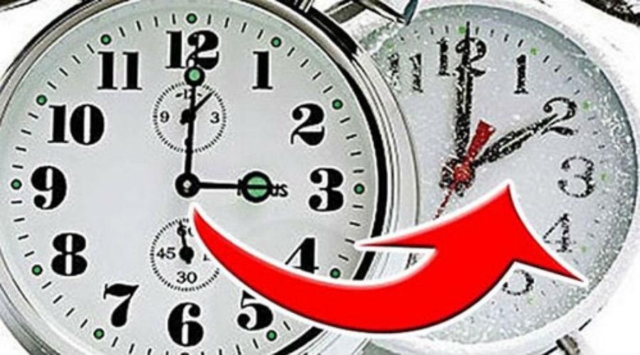 Во март 2019 година e последното поместување на стрелките на часовникот