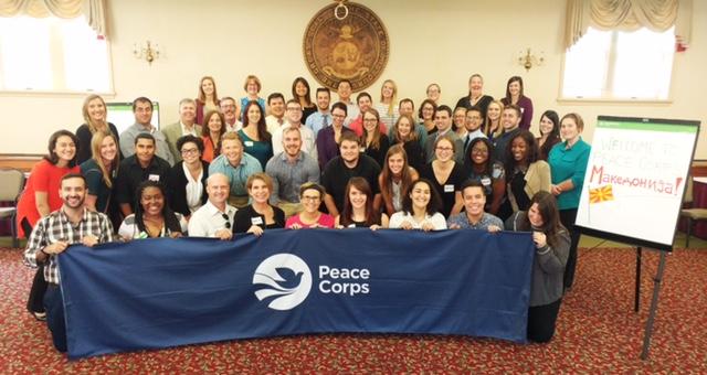 Во недела ќе пристигнат 55 Американци кои ќе бидат волонтери во Мировниот корпус