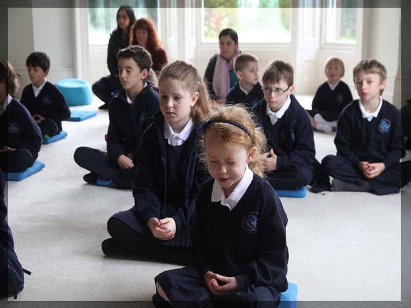 Медитација наместо казни во училиштата