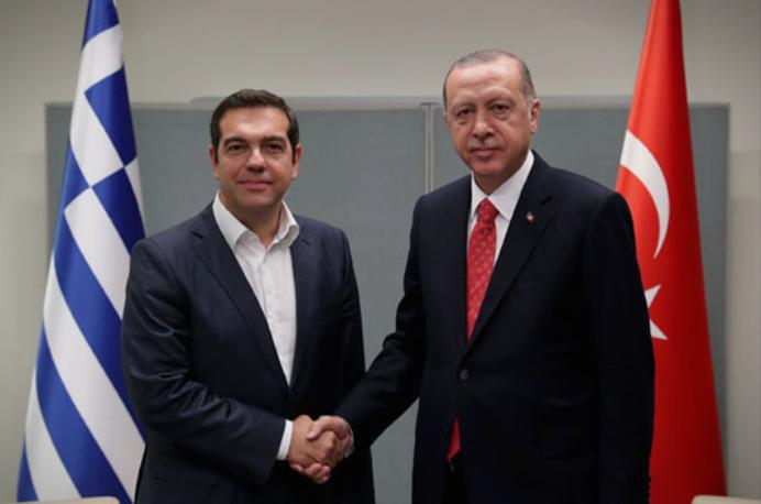 Средба Ердоган – Ципрас во Њујорк