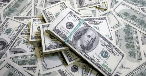 Доларот зајакна, јапонскиот јен губитник