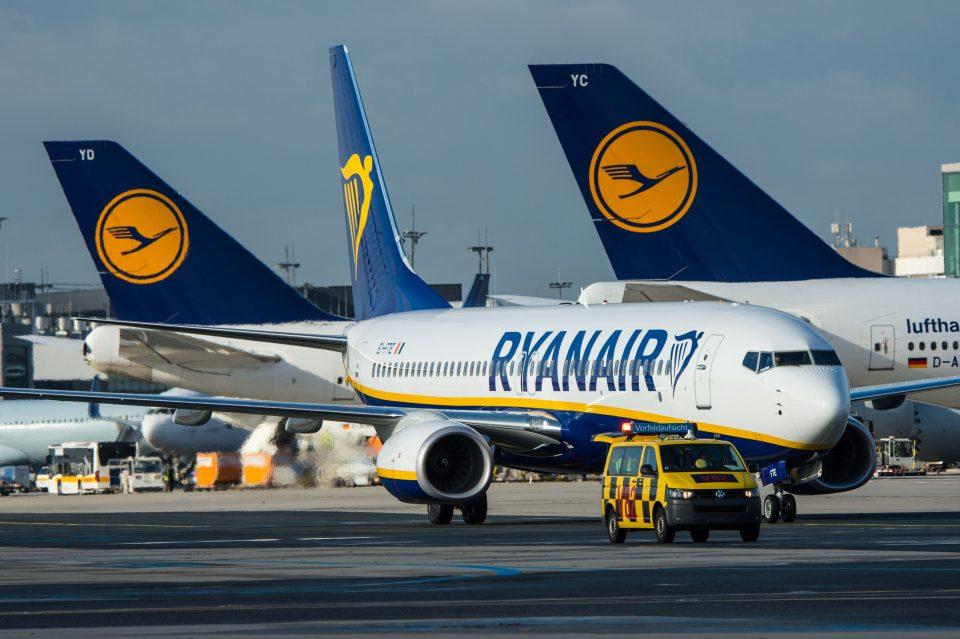 Утре штрајк во Ryanair, откажани стотина летови