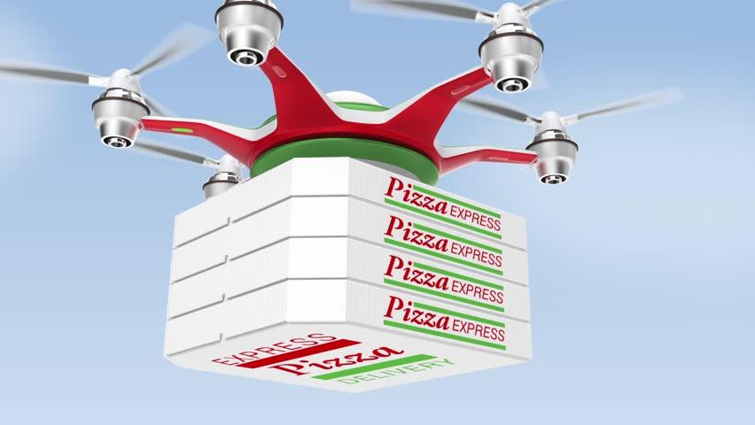 Нов начин на доставување храна