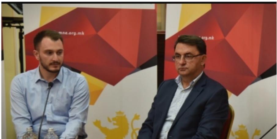 Славевски: СДСМ ниту успева да ги користи активните мерки за вработување, ниту може да смисли нешто ново