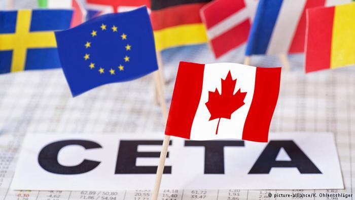 Потпишан додаток кон Сеопфатниот трговски и економски договор помеѓу ЕУ и Канада (СЕТА)