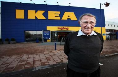 """""""Таткото"""" на Ikea остави наследство од 119,7 милиони евра"""