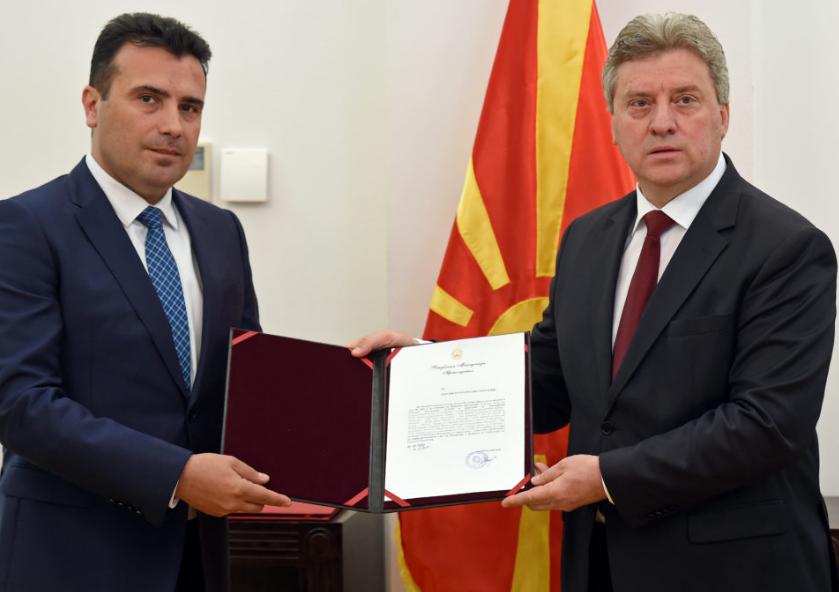 ПЕКОЛНИОТ ПЛАН НА СДСМ: Ако Иванов не ги потпише уставните измени следува импичмент!