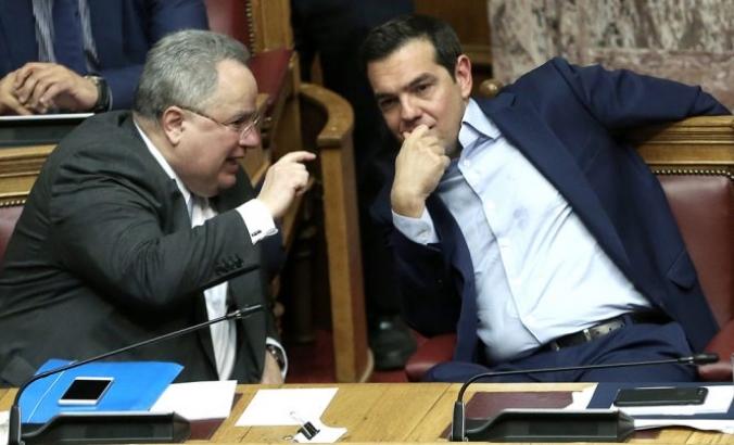 Ципрас по оставката на Коѕијас со порака до Македонија: Нема да прифатиме ваша интеграција во ЕУ и НАТО со уставното име!