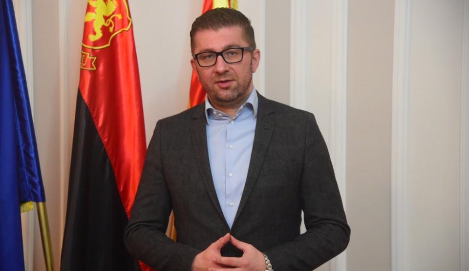 Мицкоски: Оваа власт нема да издржи цел мандат