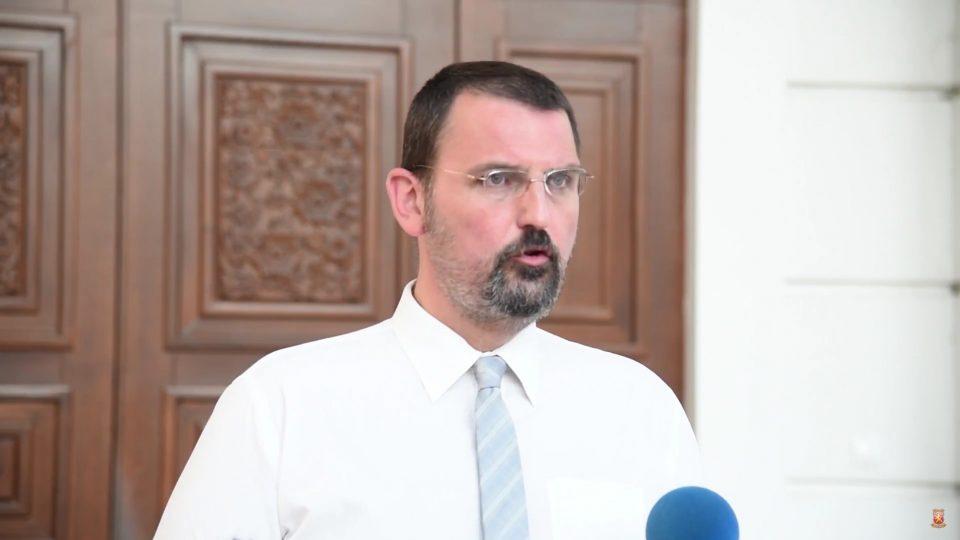 """""""Од позиција на премиер, Заев го урна достоинството и угледот на државата кон соседите, Европа и кон Украина"""""""