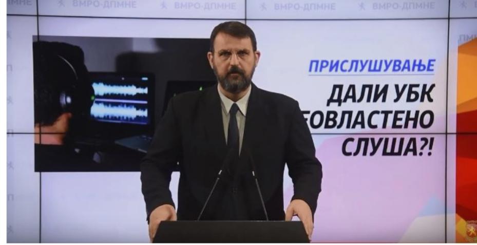 Стоилковски: Решението за притвор на Јанакиески и Божиновски е доказ дека во Македонија нема правда
