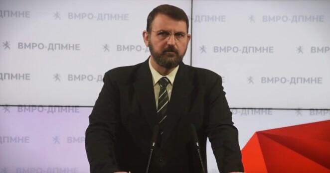 Стоилковски: Правдањето на СЈО покажува колку е политичка и неоснована одлуката за притвор на Јанакиески и Божиновски