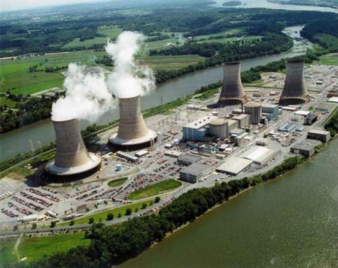 Шпанија ги затвора своите нуклеарни централи