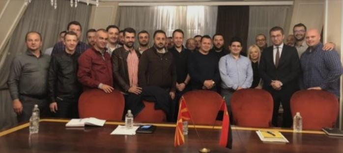 Мицкоски на средба со организациските секретари и потсекретари: Силна организација, за силно ВМРО-ДПМНЕ