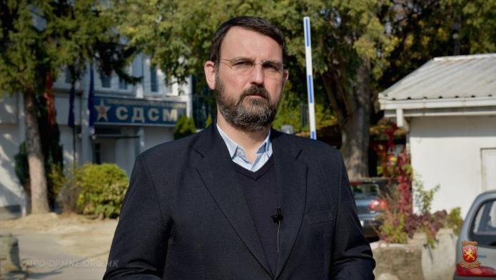 Стоилковски: Непотизмот е врв на лицемерието на владата на СДСМ