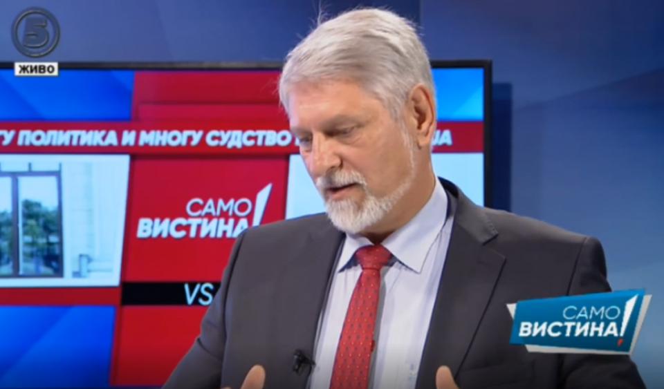 Стевче Јакимовски: Оркестрирано е судењето на Груевски за Владата покрај договорот со Грција да го вметне и Рамковниот договор во Уставот.