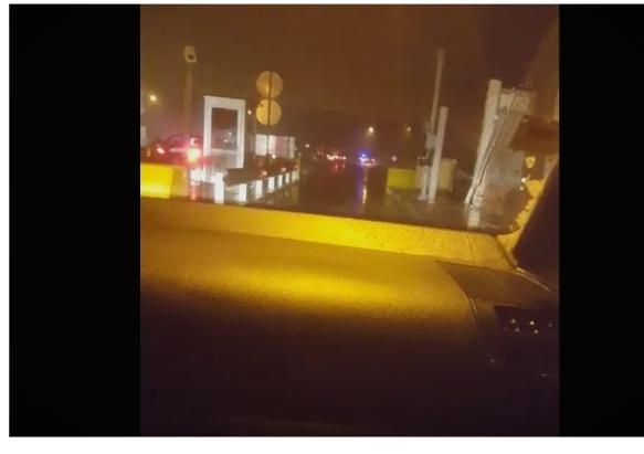 ВИДЕО: Полицијата малтретира граѓани на патарината Петровец