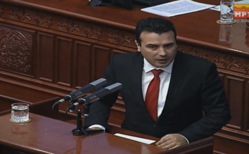 Заев изваден од такт врескаше во Собрание: Да, ќе ѝ понудам на Бети Канческа да биде јавен обвинител (ВИДЕО)