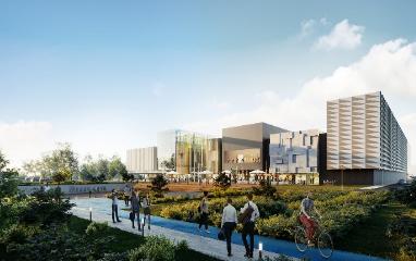 Cushman & Wakefield / FORTON MKA назначен за ексклузивен лизинг агент на East Gate Mall