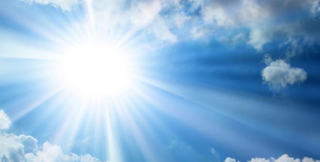 Сончево време со температура до 33 степени