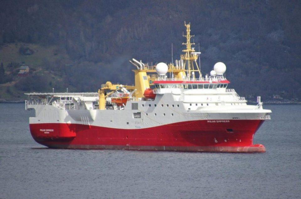 Брод ќе бара нафта во морето меѓу Бар и Улцињ