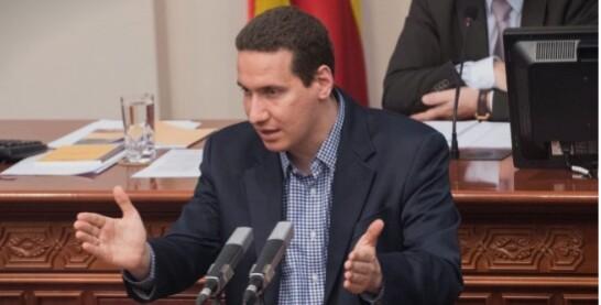 Ѓорчев: Владата на СДСМ има само автоголови и го менува името за што не доби мандат