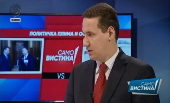 Ѓорчев со порака до Заев и министрите: Излезете на мегдан да ги кажете аргументите
