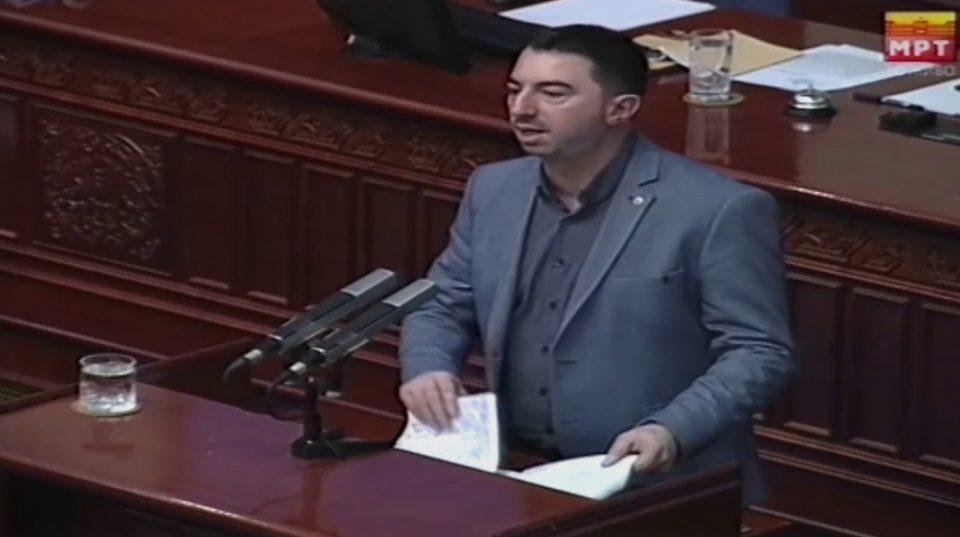 Стевананџија го потсети СДСМ за заборавените ветувања кои ги дадоа на Прилепчани