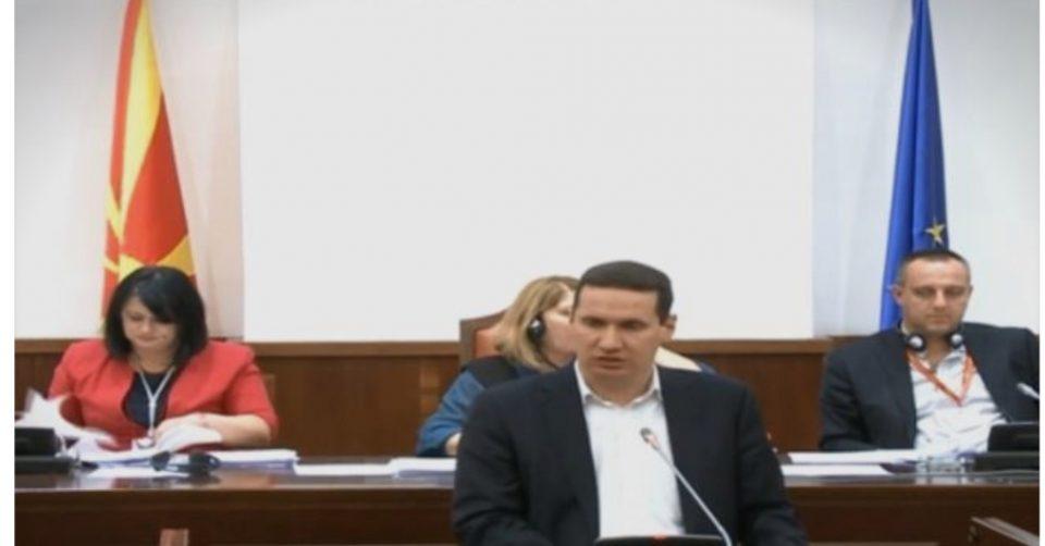 Ѓорчев со апел до владата и пратениците на СДСМ: Прифатете барем еден амандман, за доброто на граѓаните