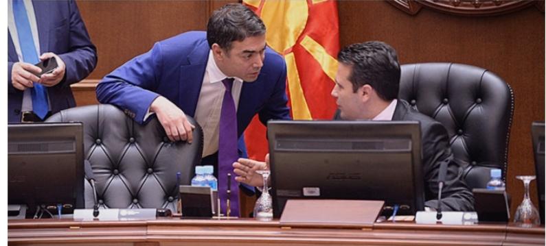 Мицкоски: Поднесовме интерпелација за најнеуспешниот министер- оставка поради црнилата кои ѝ ги донесе на Македонија