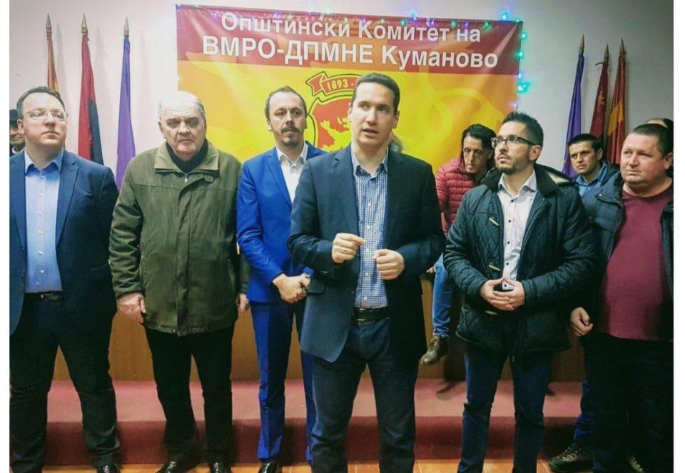 Ѓорчев во Куманово: Заев и СДСМ тотално го заборавија Куманово, нема ништо од ветувањата
